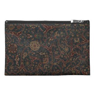 Kirman Floral Organizer Travel Accessory Bag