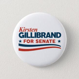 Kirsten Gillibrand for Senate 2 Inch Round Button