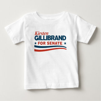 Kirsten Gillibrand for Senate Baby T-Shirt