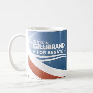 Kirsten Gillibrand for Senate Coffee Mug