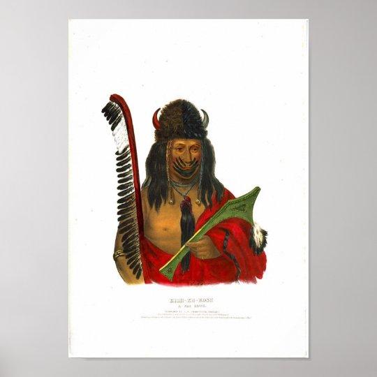 Kish-Ke-Kosh, A Fox Brave 010 Poster
