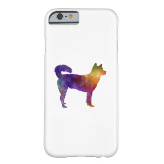 Kishu in watercolor2 barely there iPhone 6 case