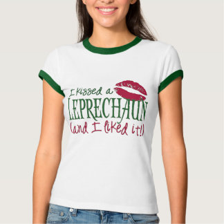 Kiss A Leprechaun T-Shirt