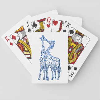 Kiss Animals Classic Playing Cards