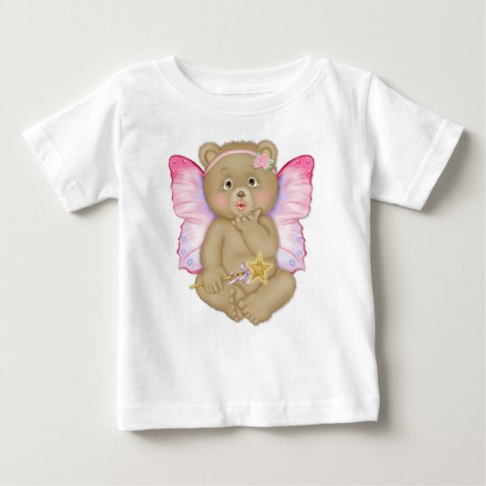 Kiss Bear Baby T-Shirt