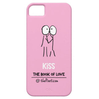 Kiss by The Poeticon iPhone 5 Case