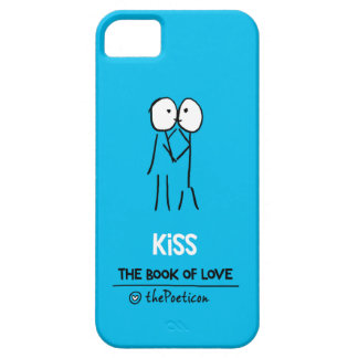 Kiss by The Poeticon iPhone 5 Cover