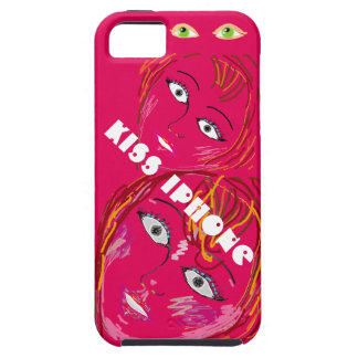 kiss iphone iPhone 5 cover