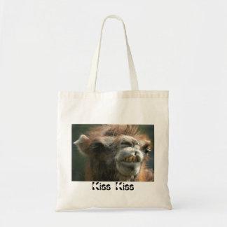 Kiss Kiss camel bag