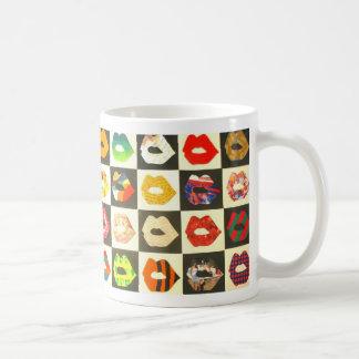 Kiss Kiss Coffee Mug