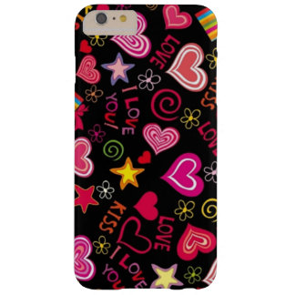 Kiss Kiss Love Love Barely There iPhone 6 Plus Case