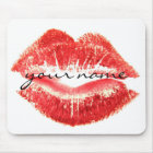 Kiss Kiss Mousepad