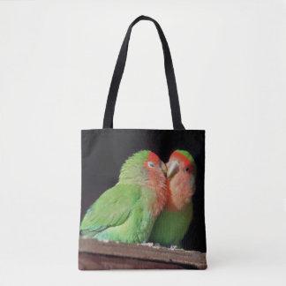 Kiss Me All Over Print Bag