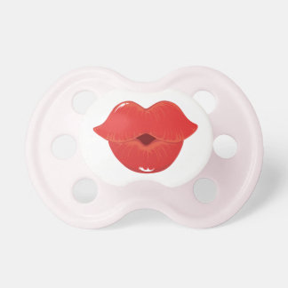 Kiss Me Baby Pacifier