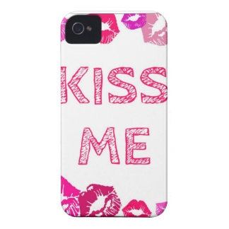 Kiss me Case-Mate iPhone 4 case