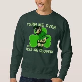 Kiss Me Clover Sweatshirt