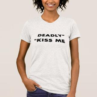 Kiss Me Deadly Tee Shirt