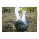 """""""KISS ME"""" EVERYDAY LOVE YOU CARD"""