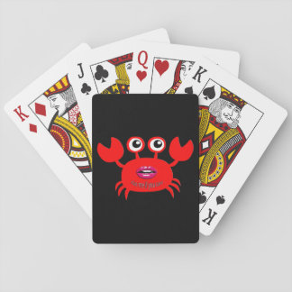 Kiss me if you can! Standard Playing Cards