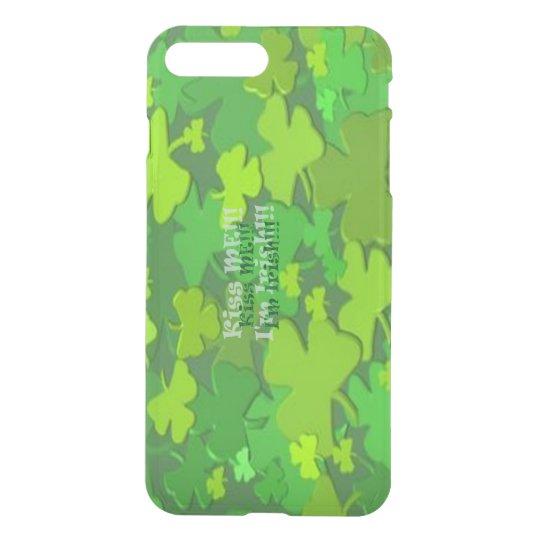 Kiss Me I'm Irish iPhone 7 Plus Case