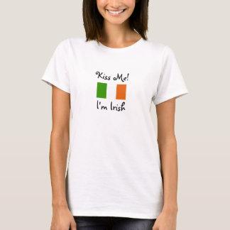 Kiss Me! I'm Irish T-Shirt