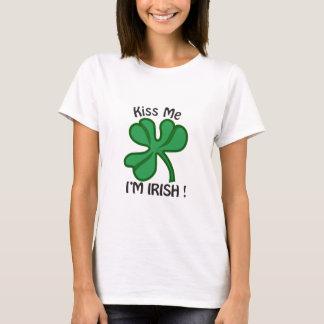 Kiss Me, Im Irish! T-Shirt