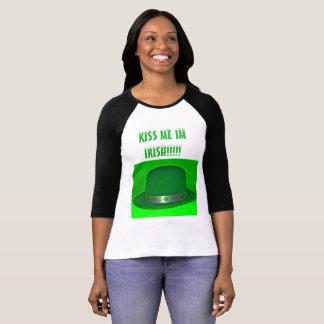 Kiss Me Im Irish T-Shirt!!! T-Shirt