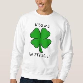 KISS ME-I'M STYLISH SWEATSHIRT