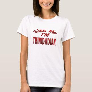 Kiss Me, I'm Trinidadian T-Shirt