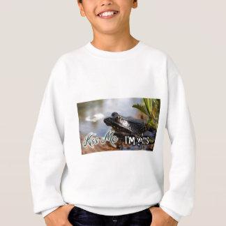 Kiss me I'm yours Sweatshirt