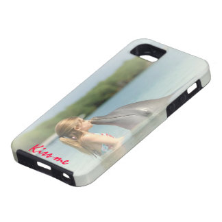 Kiss me iPhone 5 covers