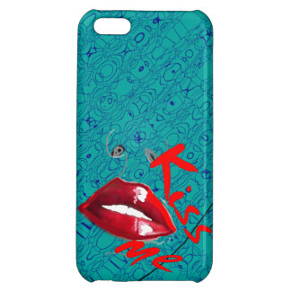Kiss me! iPhone 5C cases