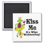 Kiss Me!  It's Wine Wednesday! Wine Prince
