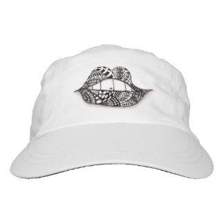Kiss Me Performance Hat White