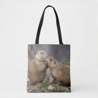 Kiss Me Quick All Over Print Bag