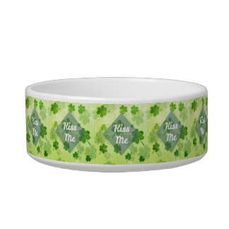 Kiss Me Shamrock Bowl