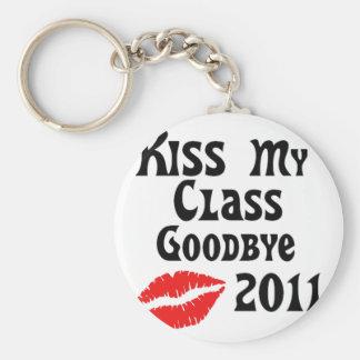 Kiss My Class Goodbye 2011 Keychain