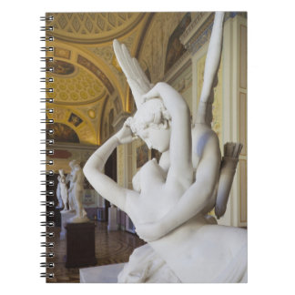 Kiss of Cupid and Psyche, by Antonio Canova 2 Notebook