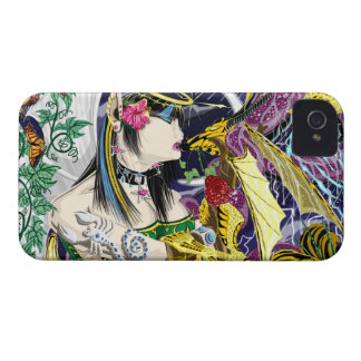 Kiss Of The Dragon iPhone4/4S Cases