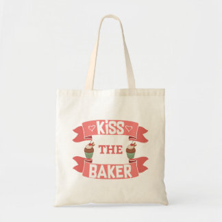 Kiss the Baker Budget Tote