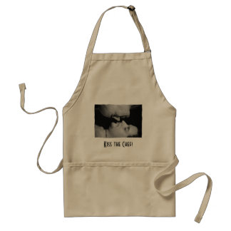 Kiss the Chef! Standard Apron