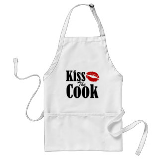 Kiss The Cook | Apron