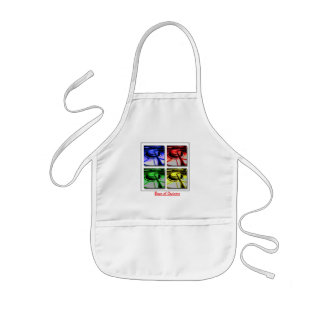 Kiss the Cook Espanol Apron