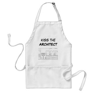 kiss theARCHITECT Standard Apron