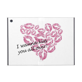 Kiss You All Over Cases For iPad Mini