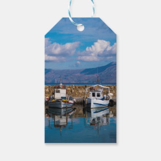 Kissamos Old Port Gift Tags