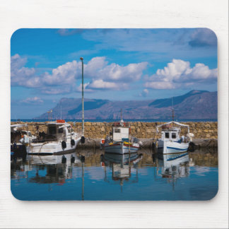 Kissamos Old Port Mouse Pad