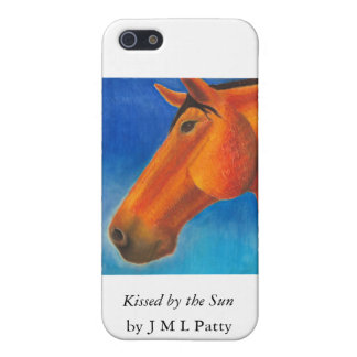 Kissed by the Sun iPhone 5 Cases