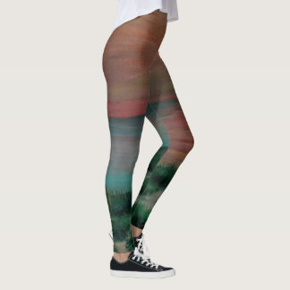 Kissed by the Sun Women's Leggings