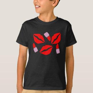 kisses and lipsticks T-Shirt